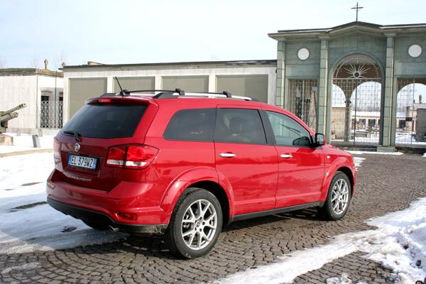 Fiat Freemont 2.0 MJet AWD test