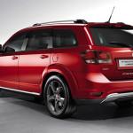 Officieel: Fiat Freemont Cross