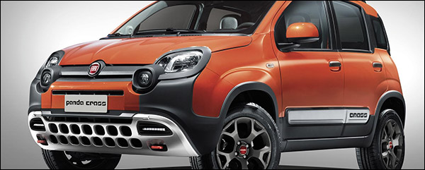 Officieel: Fiat Panda Cross & Freemont Cross