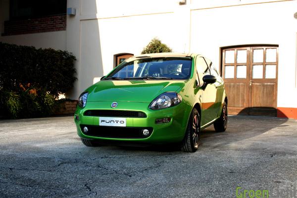 Fiat Punto 2012 TwinAir test