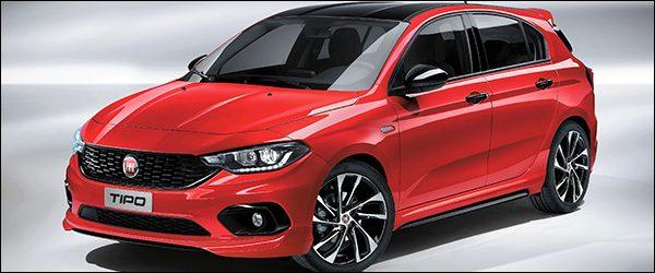 Officieel: Fiat Tipo Sport (2019)