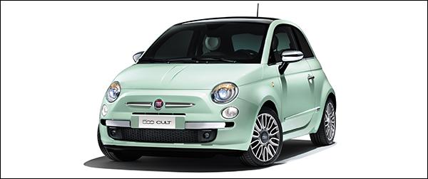 Jarige Fiat 500 verwent eigenaars met onderhoud
