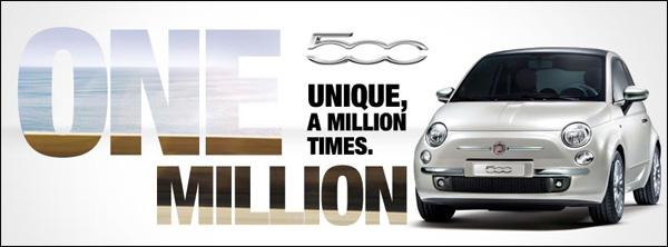 Fiat 500 1.000.000