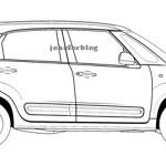Fiat 500XL