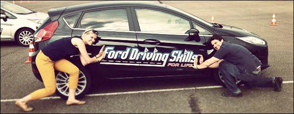 Ford Driving Skills - Header