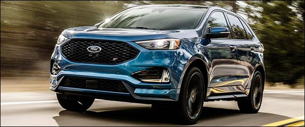 Officieel: Ford Edge SUV facelift (2019)