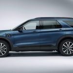 Officieel: Ford Explorer Plug-in Hybrid (2019)