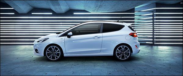 Officieel: Ford Fiesta 1.0 EcoBoost Hybrid (2020)
