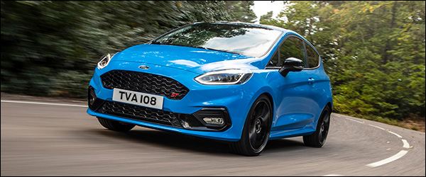 Officieel: Ford Fiesta ST Edition (2020)