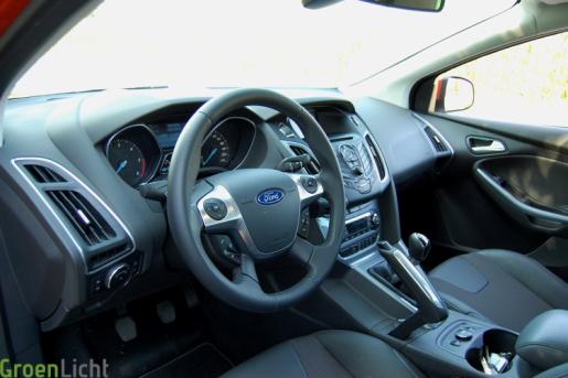 Rijtest Ford Focus