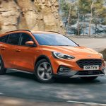 Officieel: Ford Focus Active en Focus Active Clipper (2018)