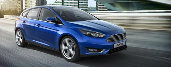Ford Focus Facelift 2014 - Geneve