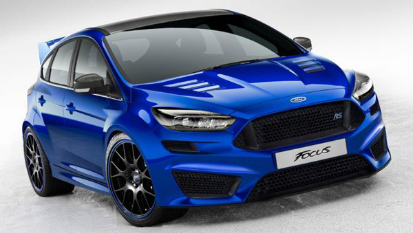 Ford Focus RS 2016 - Front