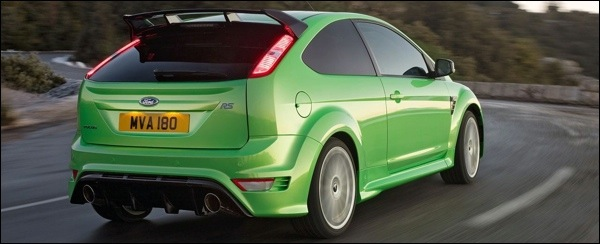 Ford Focus RS 2012