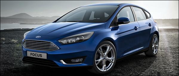 Ford Focus ST Diesel 2014