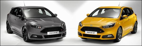 Ford Focus ST Facelift - Ford Focus ST Diesel