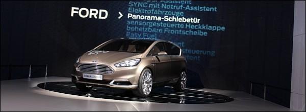 Ford - Frankfurt 2013