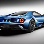 Officieel: Ford GT Concept 2015