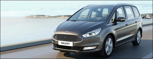 Ford Galaxy 2016