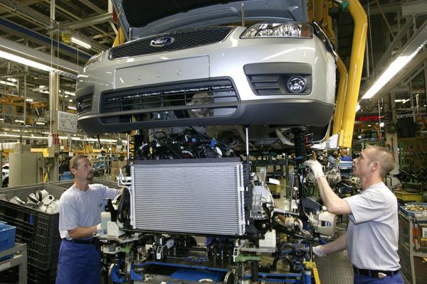 Ford Genk bijzondere ondernemingsraad sluiting