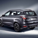 Officieel: Ford Kuga facelift (2016)