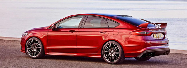Ford Mondeo RS - Preview