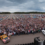 Video: 1.326 Ford Mustang's breken wereldrecord in Lommel (2019)