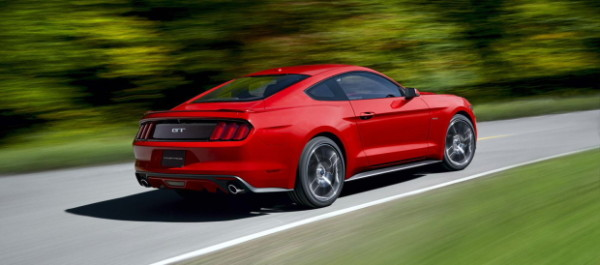Ford Mustang 2014 17