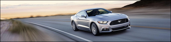 Ford Mustang 2014 Burnout Control