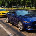 Belgen verzot op nieuwe Ford Mustang