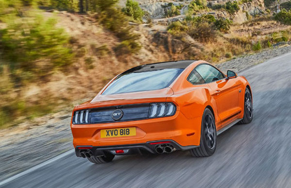 Officieel: Ford Mustang55 special edition (2019)