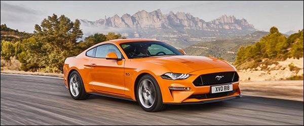Officieel: Ford Mustang facelift (2017)