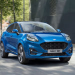 Officieel: Ford Puma crossover (2019)