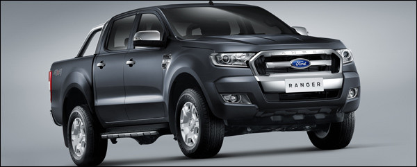 Ford Ranger 2016 - Header