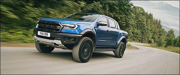 Officieel: Ford Ranger Raptor (2019)