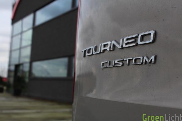 Ford Tourneo Custom 2013 Tectonic Silver 11