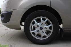 Ford Tourneo Custom 2013 Tectonic Silver 3