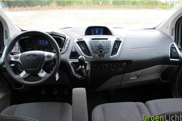 Ford Tourneo Custom 2013 Tectonic Silver 5