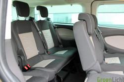 Ford Tourneo Custom 2013 Tectonic Silver 6