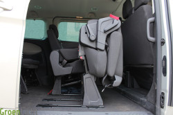 Ford Tourneo Custom 2013 Tectonic Silver 7