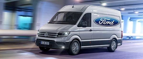 Ford en Volkswagen gaan samenwerken