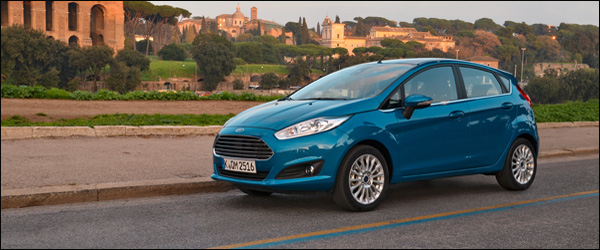 Ford fiesta 2013 header