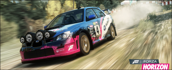 Forza horizon rally pack DLC