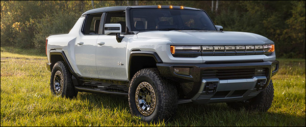 Officieel: GMC Hummer EV (2020)