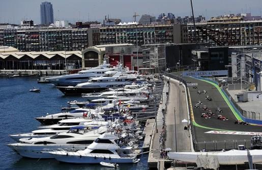 GP Europa F1 Valencia