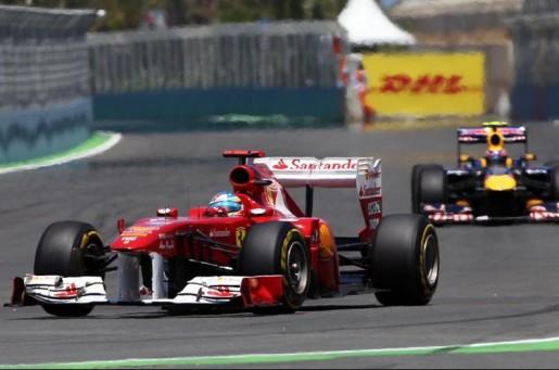 GP Europa F1 Valencia Alonso Webber