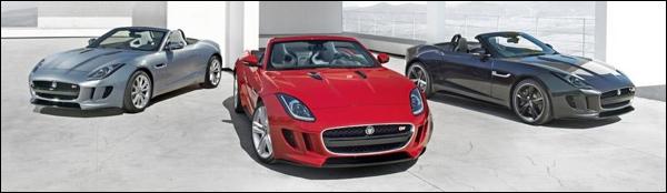 Gelekt Jaguar F-Type 2013