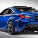 Gelekt: Lexus RC-F 2015