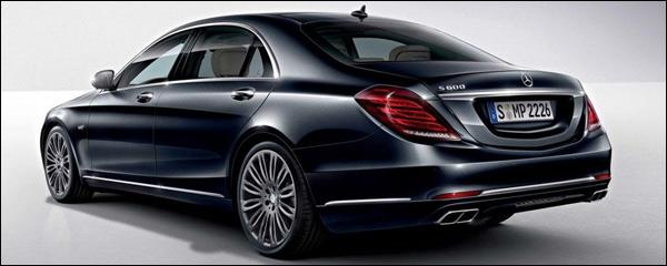 Gelekt: Mercedes S600