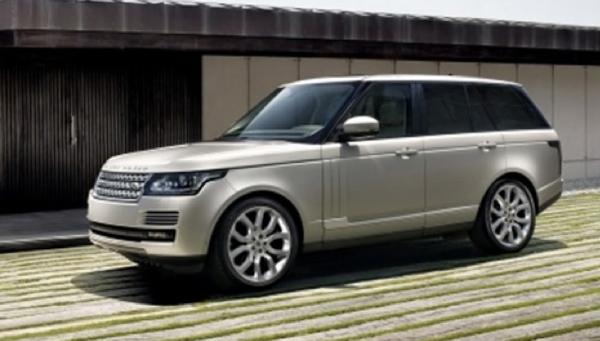 Gelekt Range Rover 2013